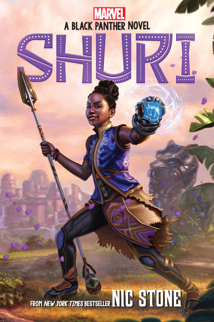 Shuri: A Black Panther Novel, Volume 1