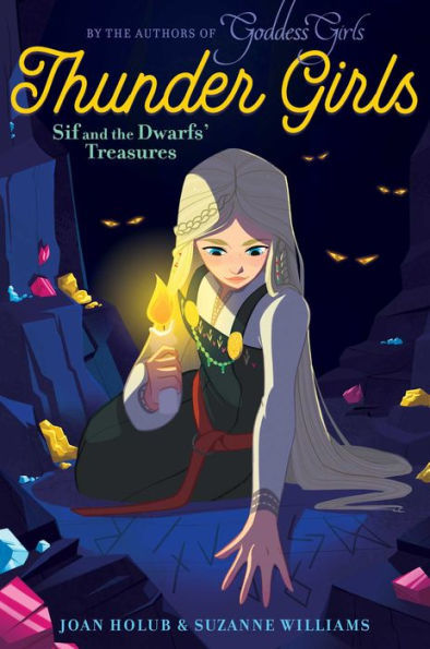 Sif and the Dwarfs' Treasures