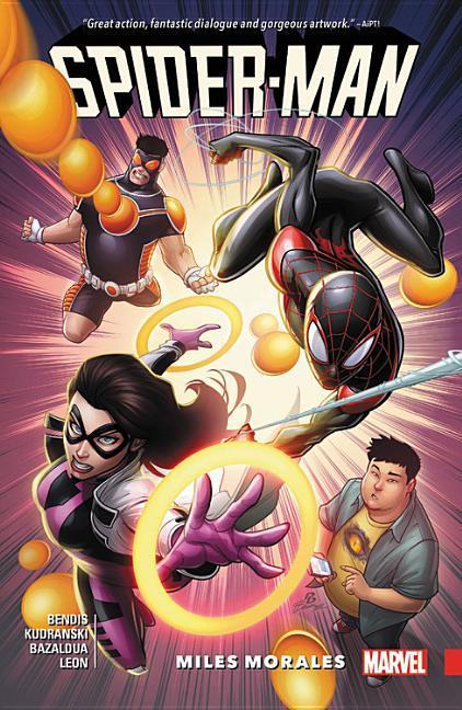 Spider-Man: Miles Morales Vol. 3