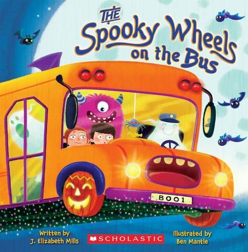 Spooky Wheels on the Bus