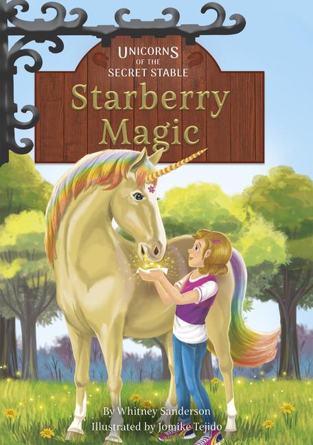 Starberry Magic: Book 6