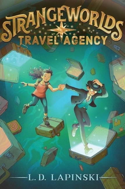 Strangeworlds Travel Agency