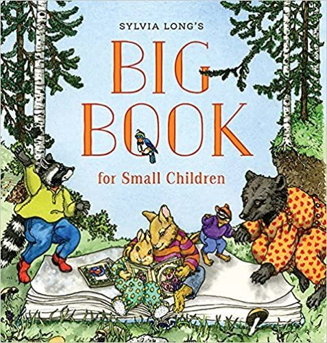 Sylvia Long's Big Book for Small Children