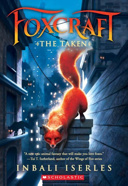 Taken (Foxcraft, Book 1)