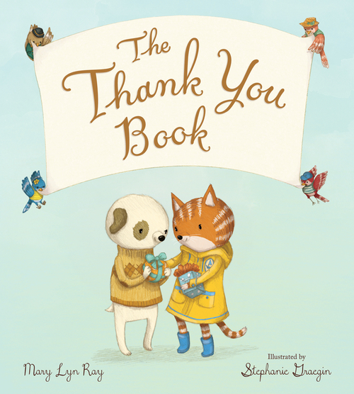 Thank You Book (Padded Board Book)