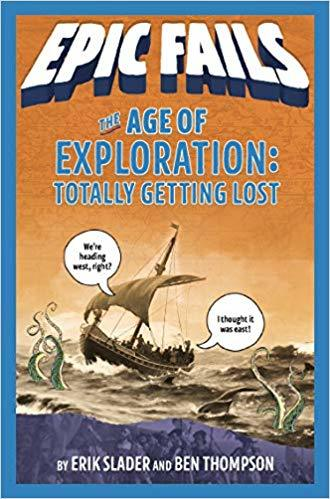 The Age of Exploration: Totally Getting Lost