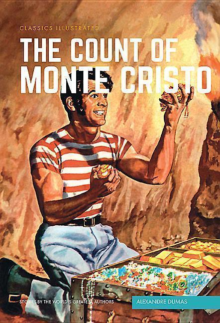 The Count of Monte Cristo (Classics Illustrated)