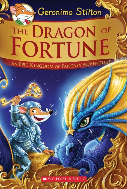 The Dragon of Fortune book