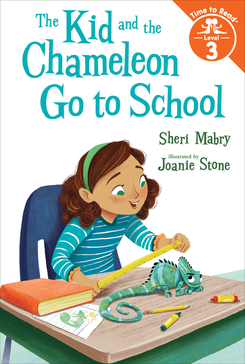 The Kid and the Chameleon Go to School