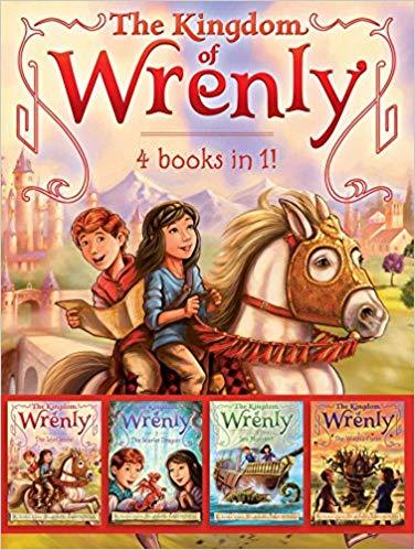 The Kingdom of Wrenly - 4 Books in 1!
