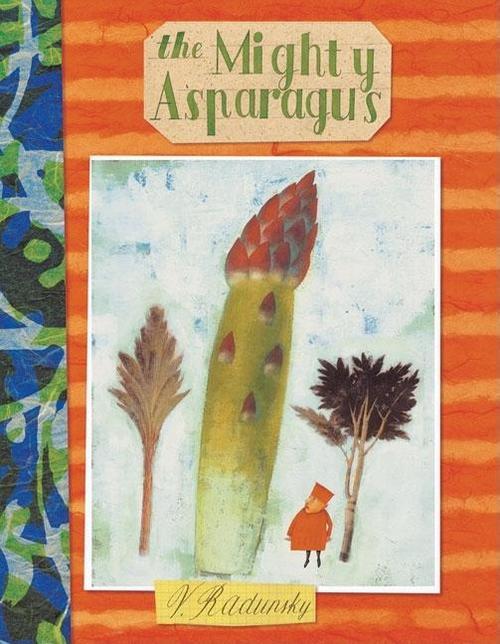 The Mighty Asparagus