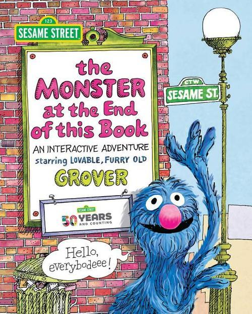 The Monster at the End of This Book: An Interactive Adventure