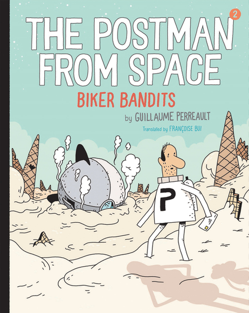 The Postman from Space: Biker Bandits