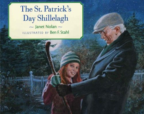 The St. Patrick's Day Shillelagh