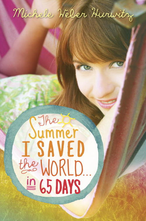 The Summer I Saved the World...in 65 Days