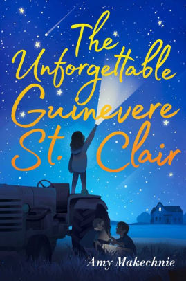 The Unforgetable Guinevere St. Clair