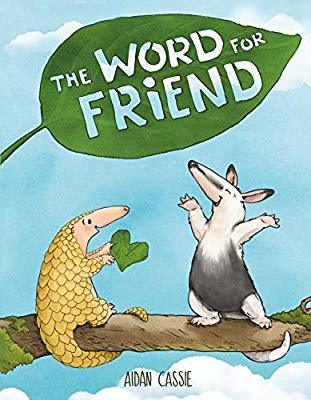 The Word for Friend