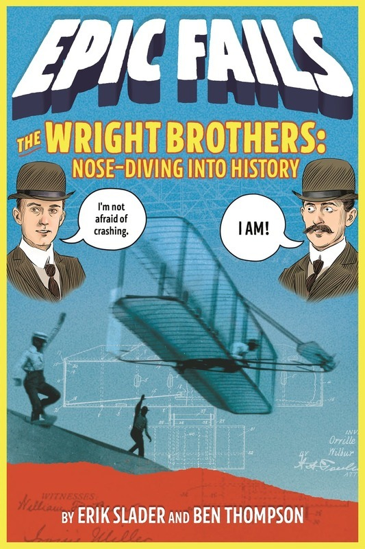 The Wright Brothers: Nose-Diving into History