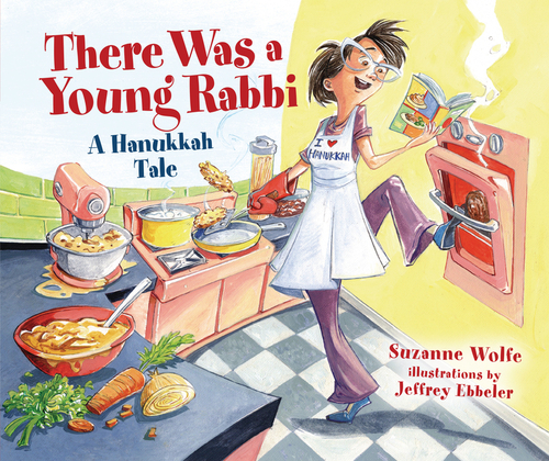 There Was a Young Rabbi: A Hanukkah Tale