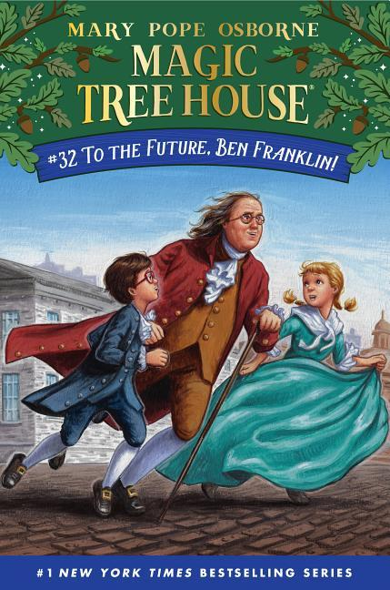 To the Future, Ben Franklin
