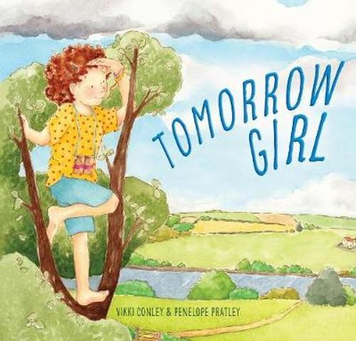 Tomorrow Girl: A Tale of Mindfulness