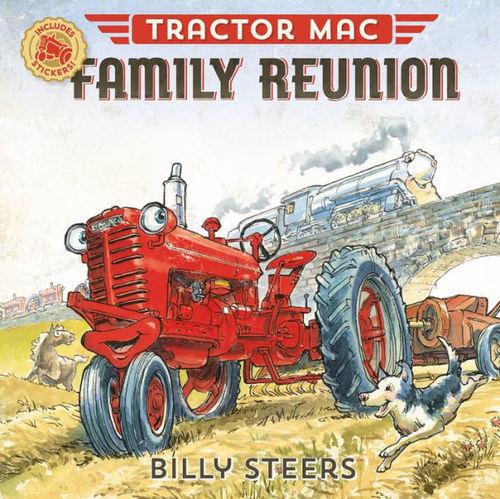Tractor Mac Family Reunion