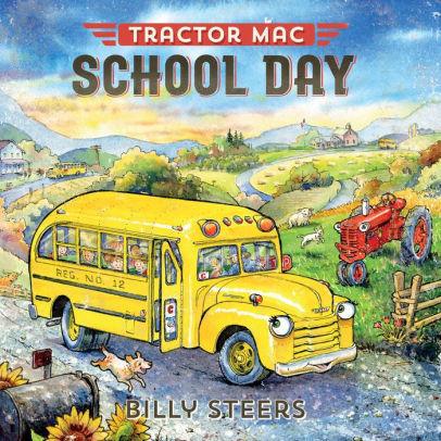 Tractor Mac School Day