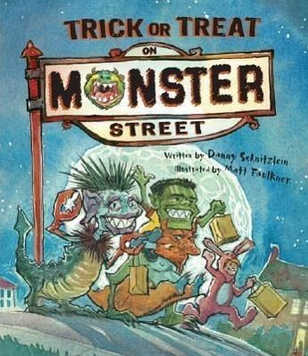 Trick or Treat on Monster Treat