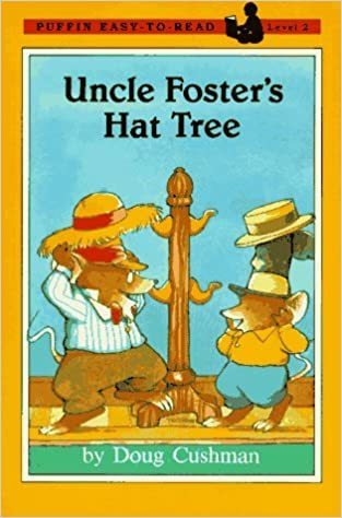Uncle Foster's Hat Tree