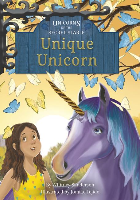 Unique Unicorn: Book 5