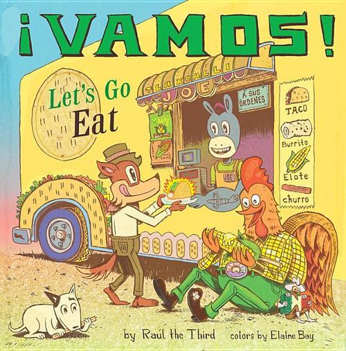 ¡Vamos!: Let's Go Eat