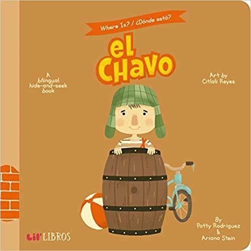 Where Is / Donde Esta el Chavo