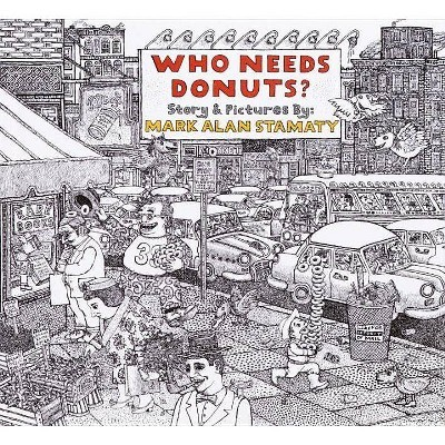Who Needs Donuts?