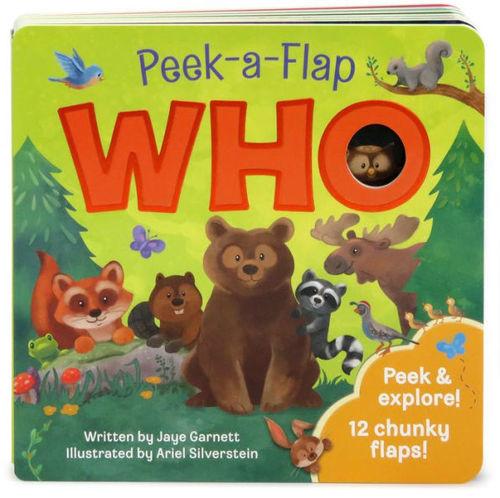 Who: Peek-A-Flap