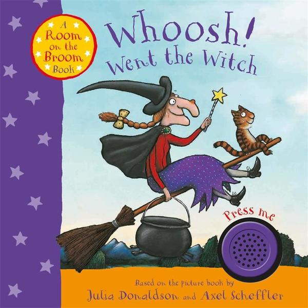 Whoosh! Went the Witch
