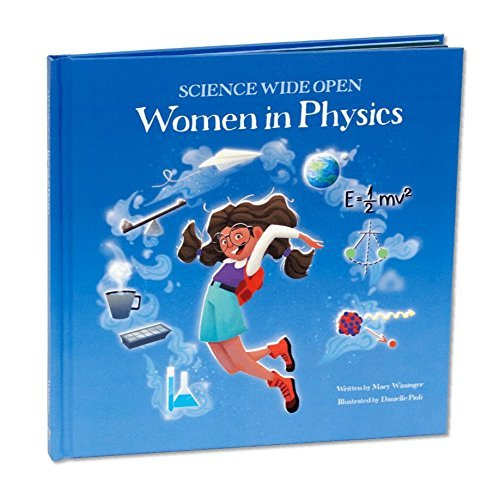Women in Physics   A Science Book For Kids!