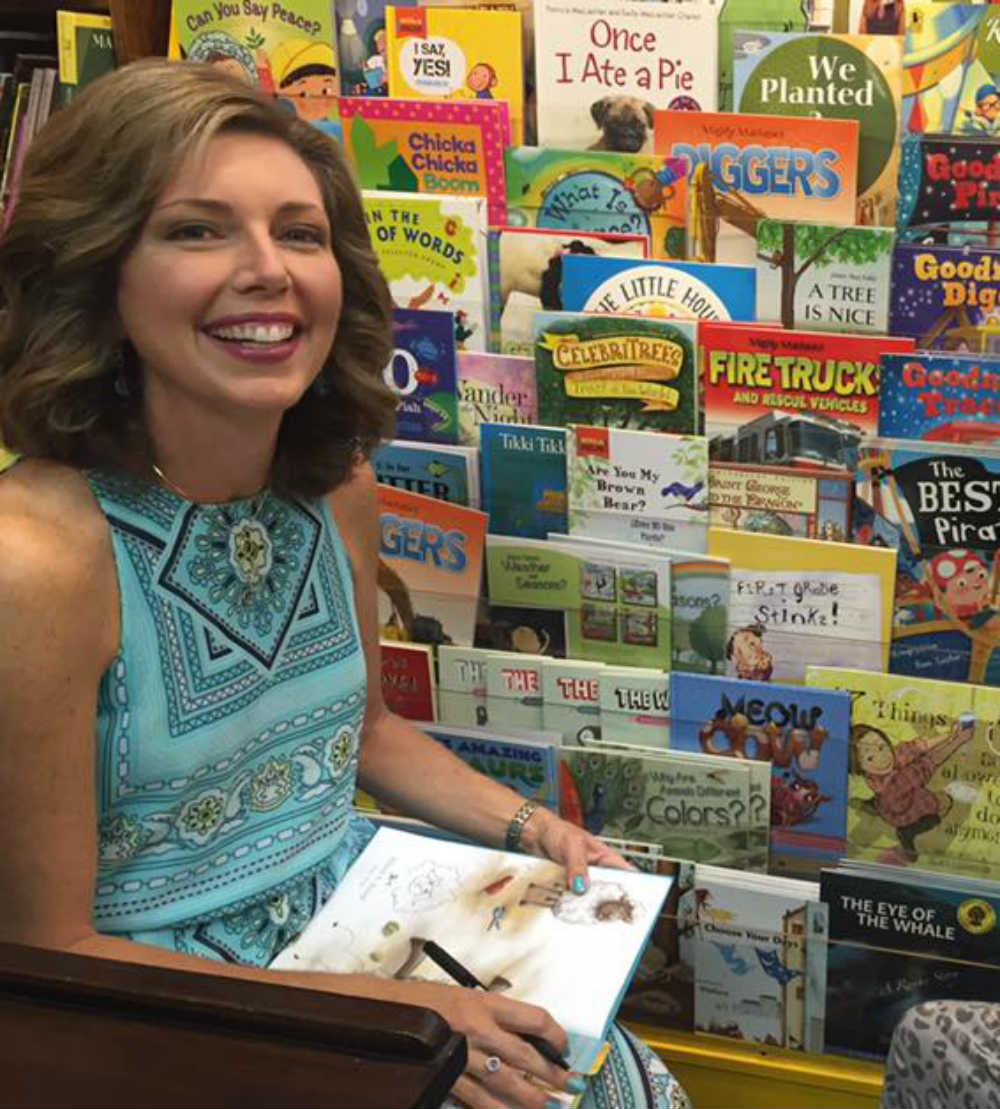 Children's Book Author and Illustrator Amanda Driscoll