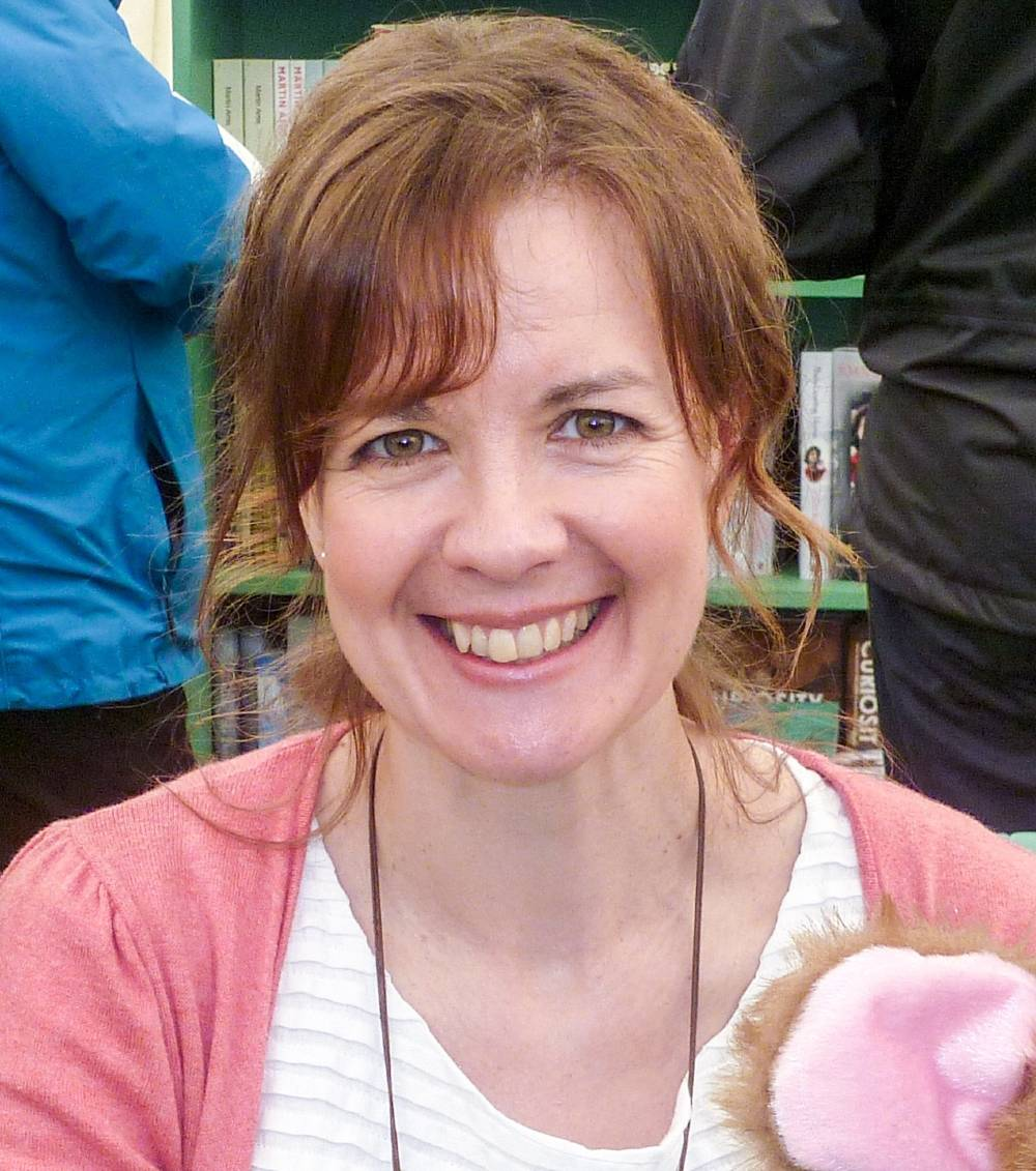 Children's Book Author Tracey Corderoy