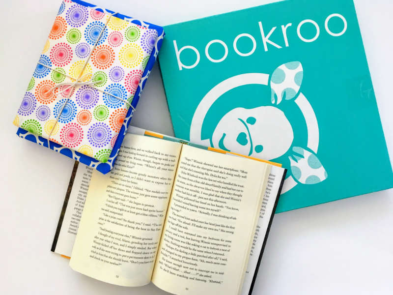 Children's book club Bookroo junior box