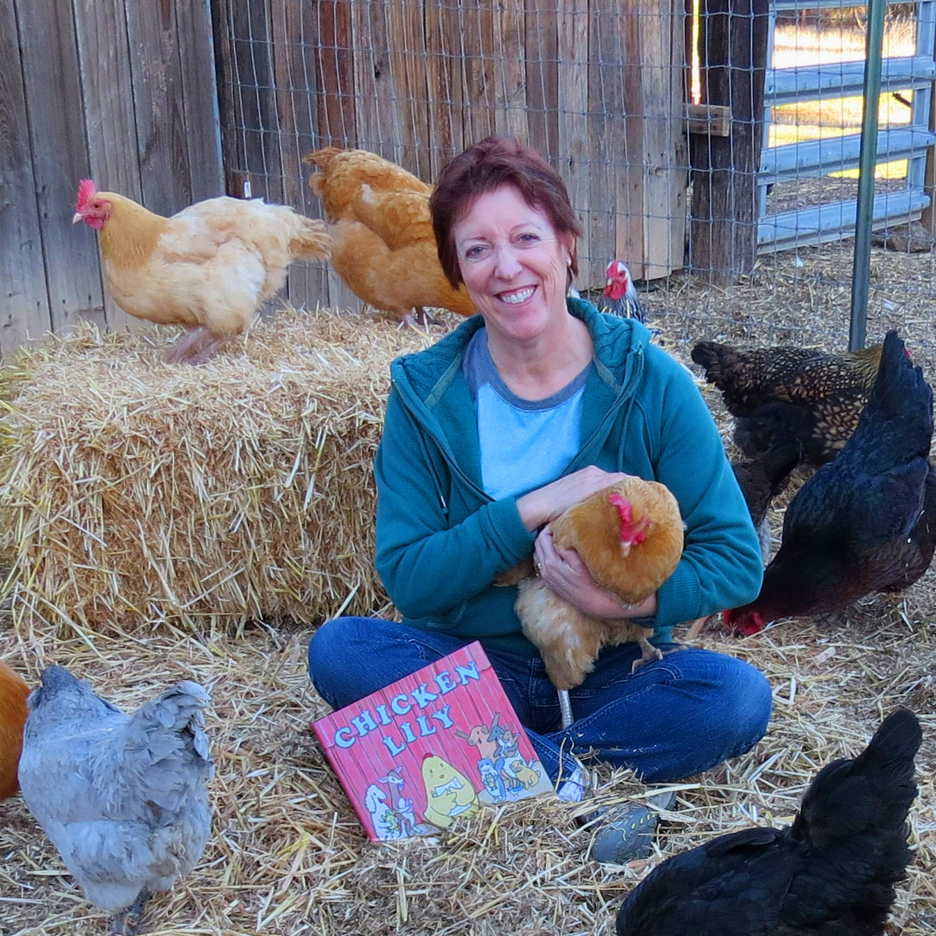 Children's Book Author Lori Mortensen