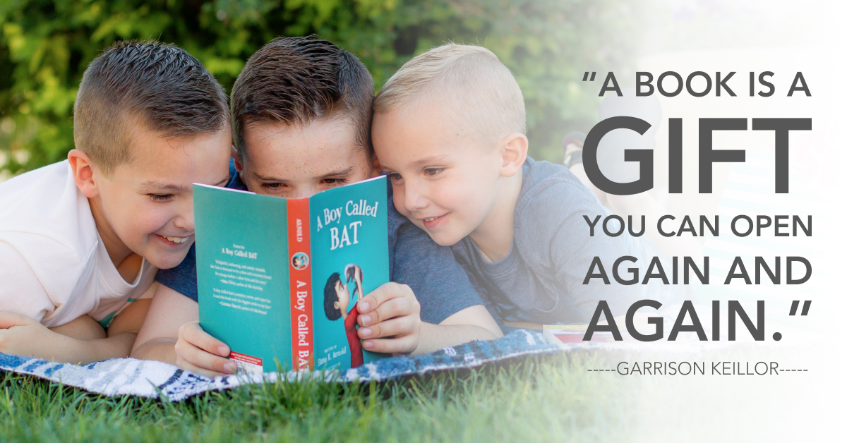 Boys Dont Read Enough >> The 100 Best Quotes About Reading