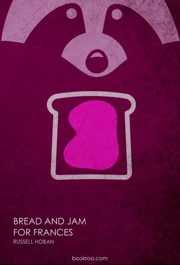 Poster of Bread and Jam for Frances