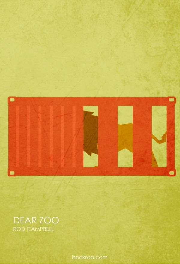 Poster of Dear Zoo