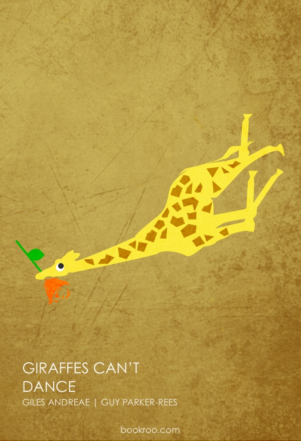 Poster of Giraffes Can't Dance