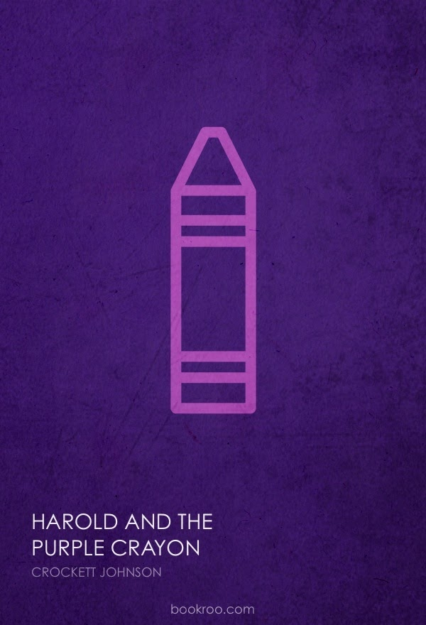 Poster of Harold and the Purple Crayon