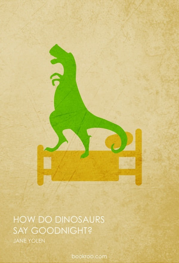 Poster of How Do Dinosaurs Say Goodnight?
