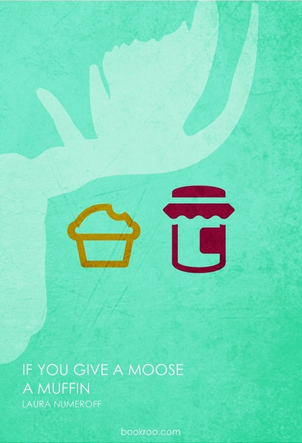 Poster of If You Give a Moose a Muffin