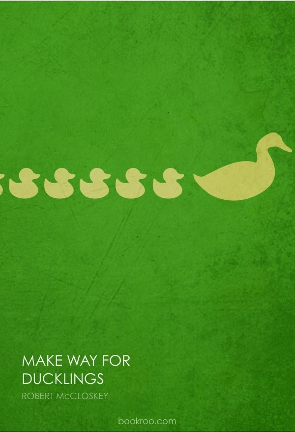 Poster of Make Way For Ducklings