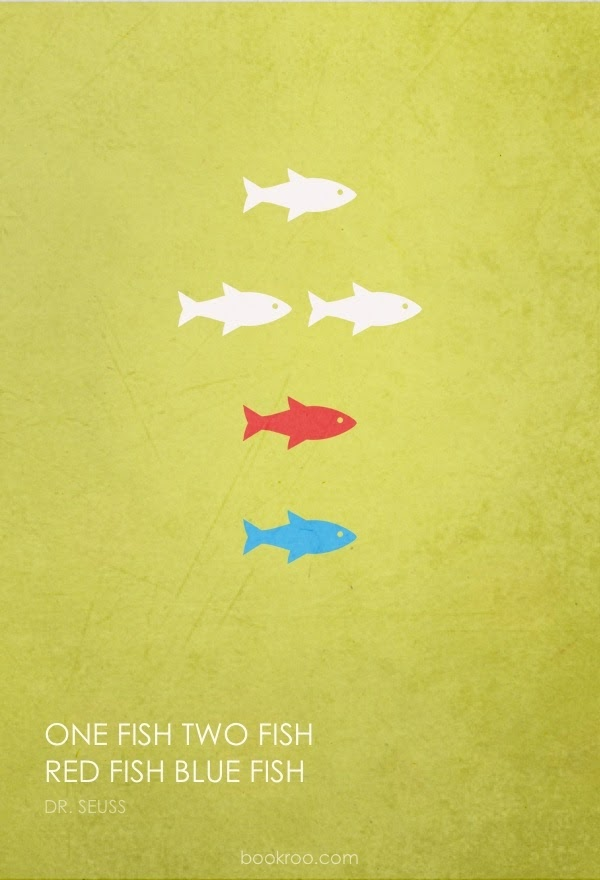 Poster of One Fish Two Fish Red Fish Blue Fish
