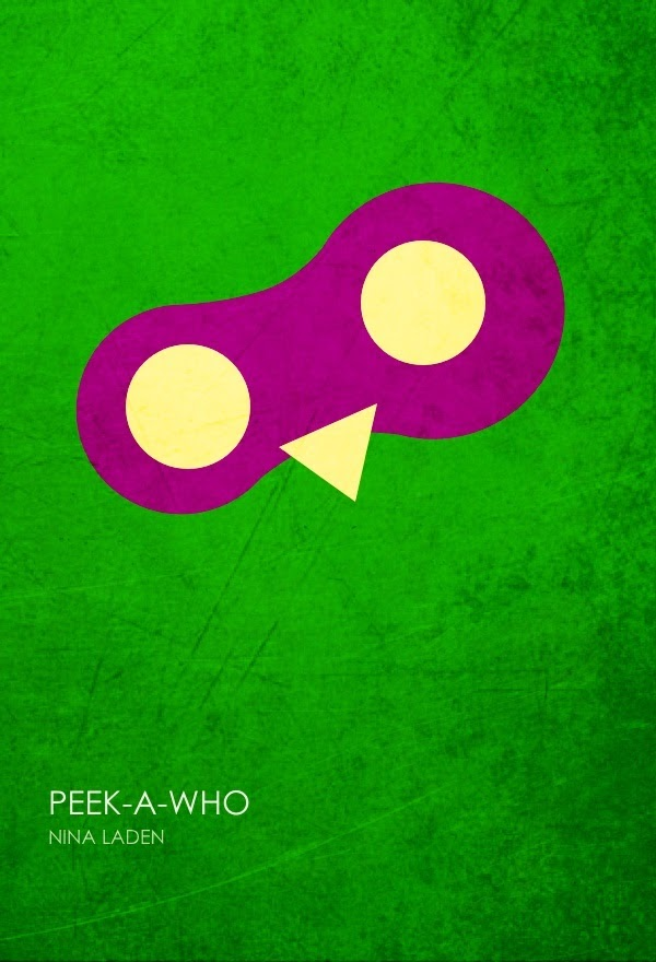 Poster of Peek-a-who